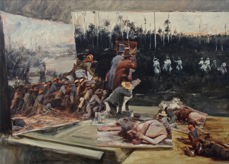 Por qué la pintura hoy en día sigue viva aunque hayan querido matarla