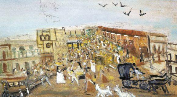Historia del arte de Paraguay