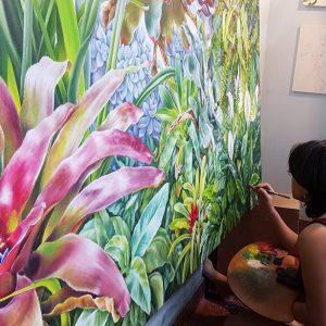 Yuki Hayashi, el arte de retratar la belleza