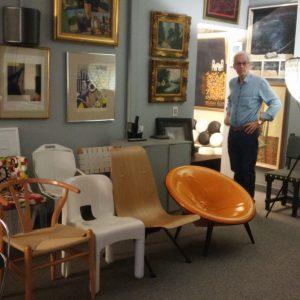 Daniel Nasta, sobre coleccionismo y perderle el miedo atroz al arte
