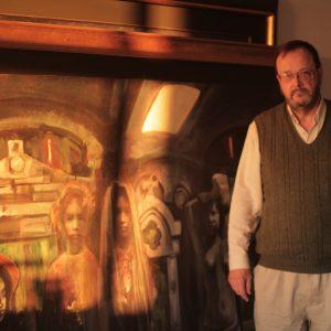 Burkhard Wittkowski: el dolor del arte