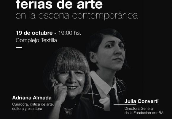 Oxígeno 2019, Segunda Edición de la Feria de Arte en Textilia el 19 y 20 de Octubre